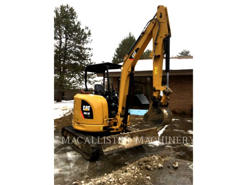 CATERPILLAR トラック油圧ショベル 303.5ECR equipment  photo 2