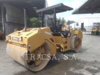 CATERPILLAR TAMBOR DOBLE VIBRATORIO ASFALTO CB-564D equipment  photo 2