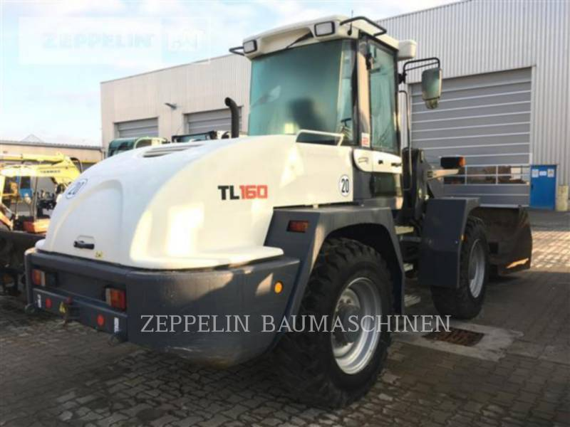 TEREX CORPORATION RADLADER/INDUSTRIE-RADLADER TL160 equipment  photo 4