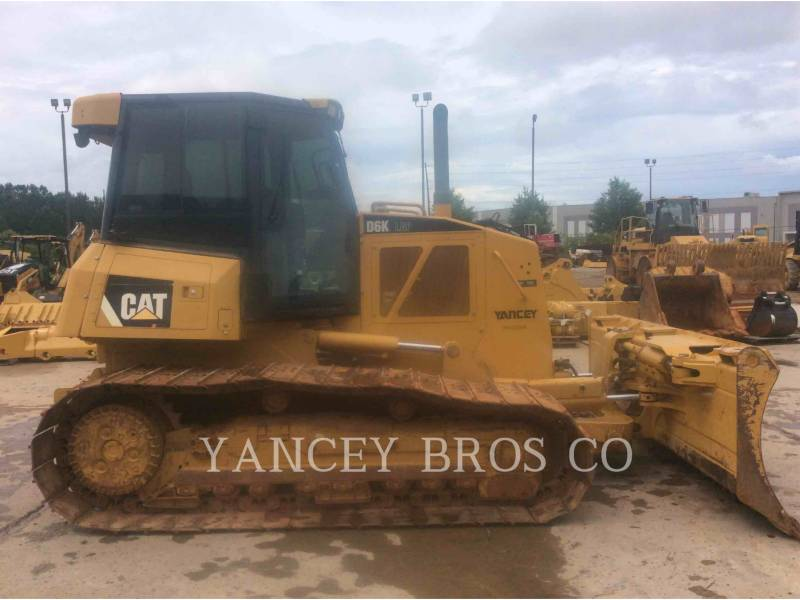 CATERPILLAR TRACK TYPE TRACTORS D6K LGP equipment  photo 2