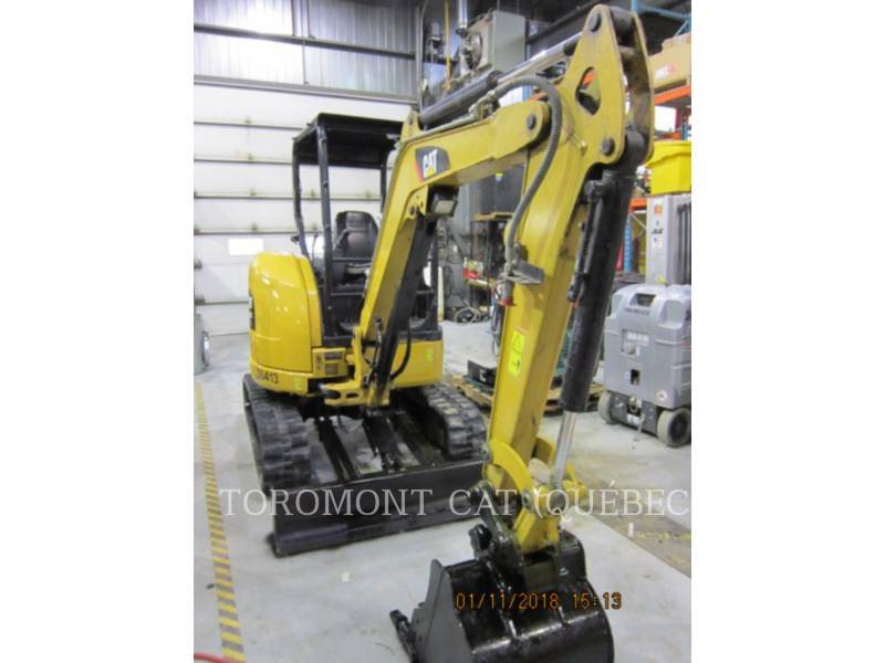 CATERPILLAR EXCAVADORAS DE CADENAS 303ECR equipment  photo 4