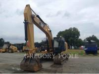 CATERPILLAR KETTEN-HYDRAULIKBAGGER 320E/HYD equipment  photo 3