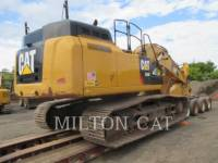 CATERPILLAR TRACK EXCAVATORS 349E L equipment  photo 3