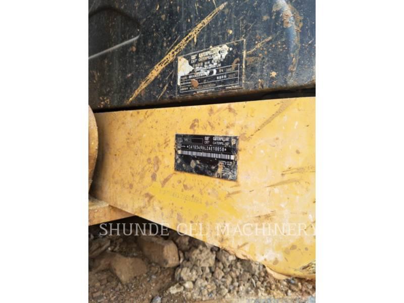 CATERPILLAR TRACK EXCAVATORS 349D2L equipment  photo 3