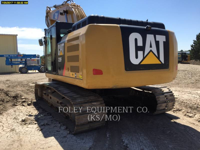CATERPILLAR PELLES SUR CHAINES 329FL10 equipment  photo 3