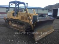 CASE TRACTOREN OP RUPSBANDEN 1150G equipment  photo 4