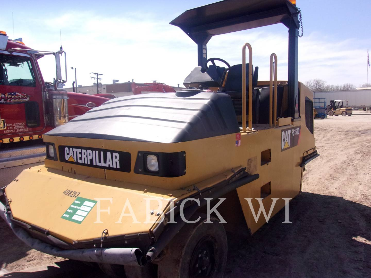 Detail photo of 2007 Caterpillar PS-150C from Construction Equipment Guide