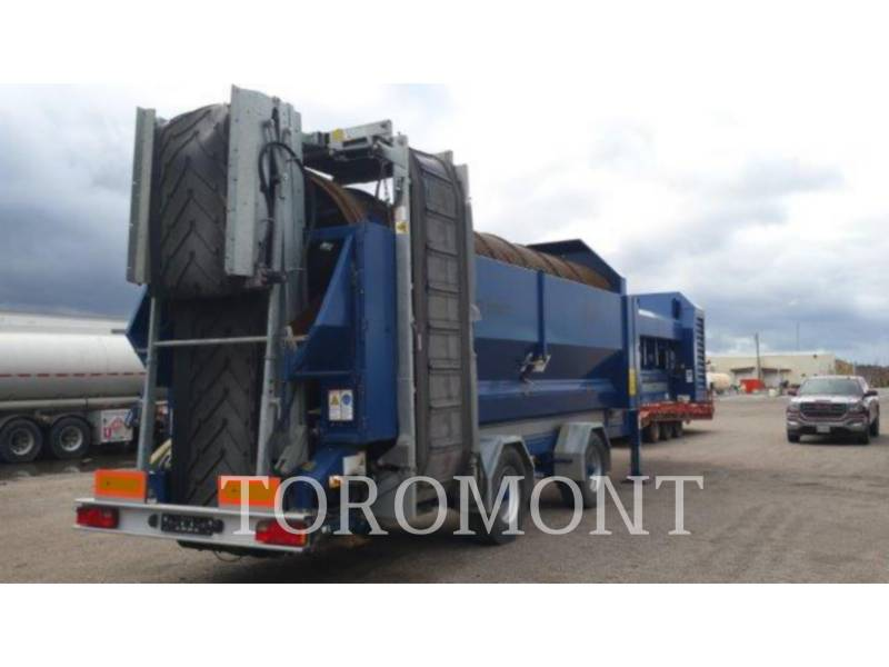 TRACKMOBILE SCREENS T7 TROMMEL equipment  photo 3