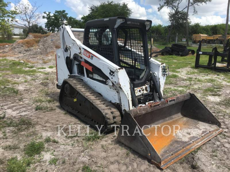 BOBCAT MULTI TERRAIN LOADERS T-590 equipment  photo 9