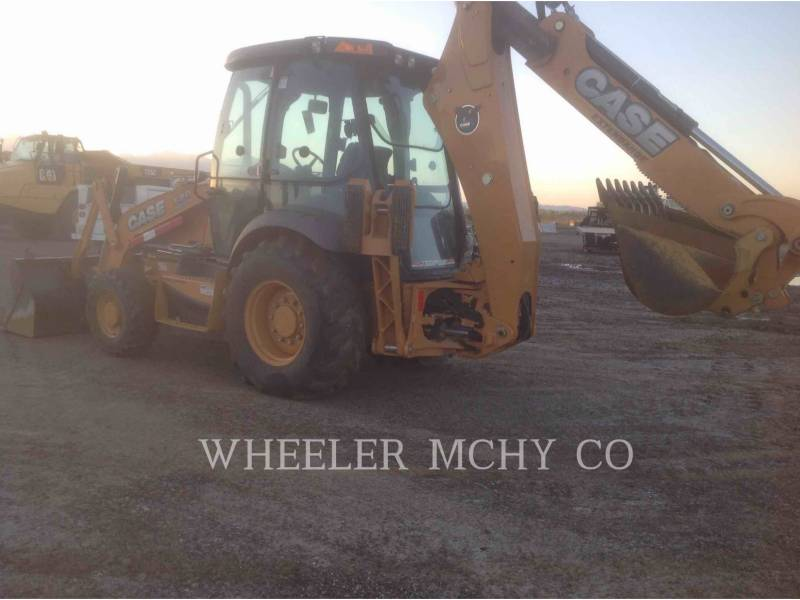 CASE BACKHOE LOADERS 580SN equipment  photo 4