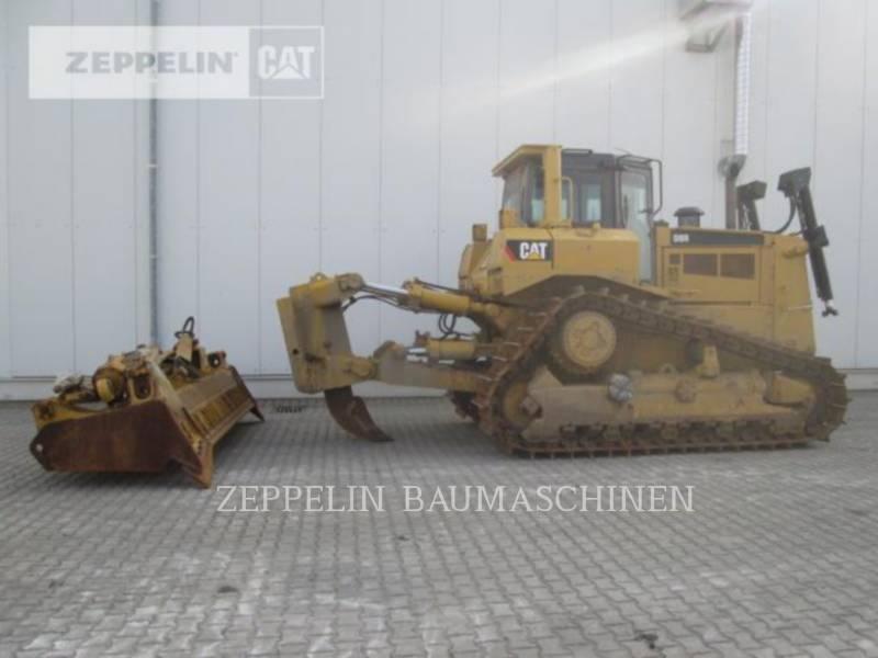 CATERPILLAR TRACTEURS SUR CHAINES D8R equipment  photo 10