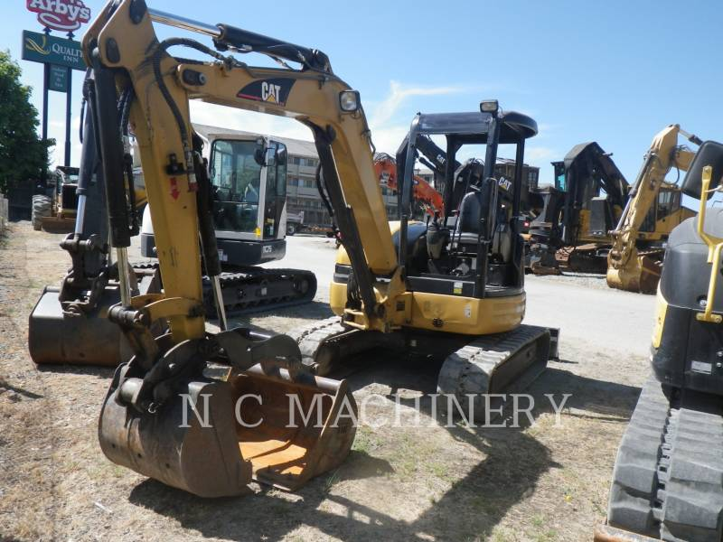 CATERPILLAR ESCAVADEIRAS 304 CR equipment  photo 4