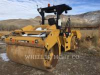 CATERPILLAR COMPACTEURS TANDEMS VIBRANTS CB64 R9 equipment  photo 2
