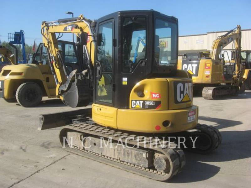 CATERPILLAR EXCAVADORAS DE CADENAS 305E2 CRCB equipment  photo 4