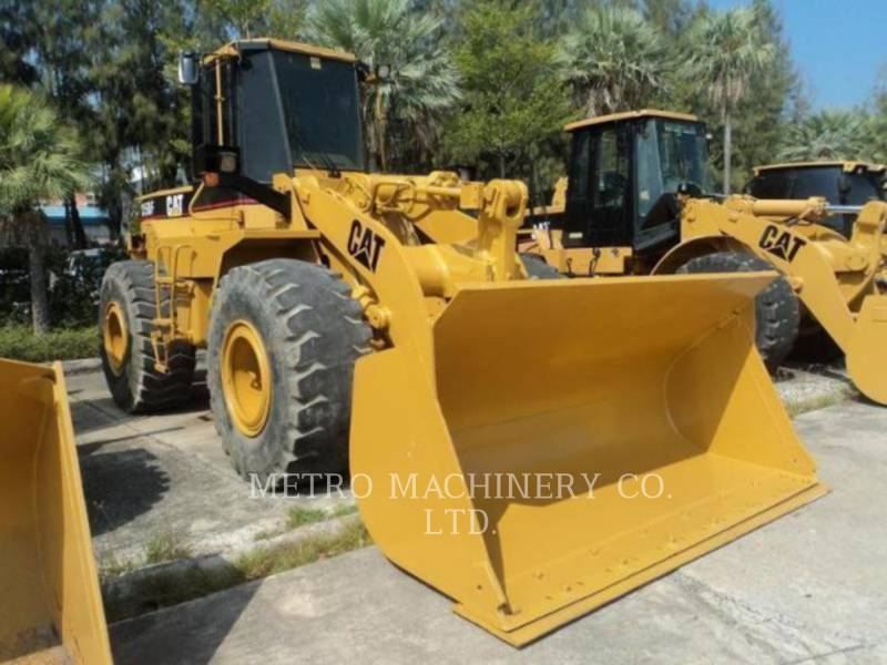 CATERPILLAR WHEEL LOADERS/INTEGRATED TOOLCARRIERS 950FII equipment  photo 4