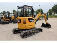 CATERPILLAR PELLES SUR CHAINES 302.7 D CR equipment  photo 1