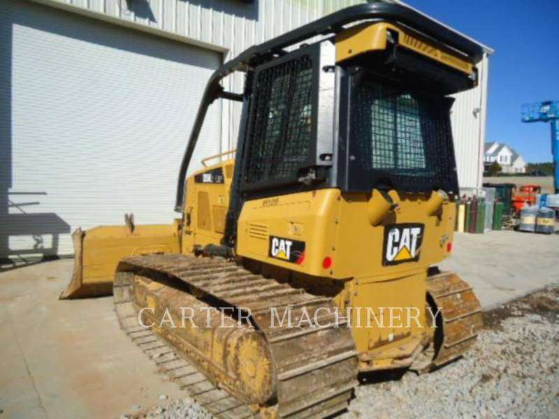 CATERPILLAR CIĄGNIKI GĄSIENICOWE D5K2LGP AC equipment  photo 2
