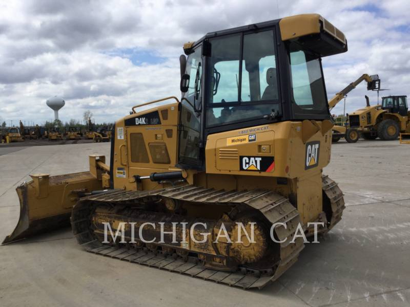 CATERPILLAR TRACTORES DE CADENAS D4K2L CAGSALT equipment  photo 4