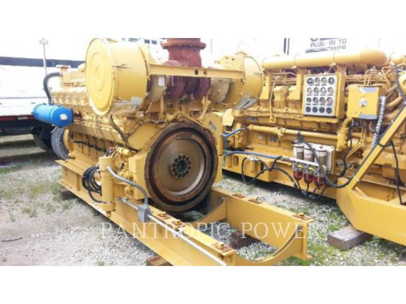 CATERPILLAR STATIONARY GENERATOR SETS 3516 equipment  photo 3