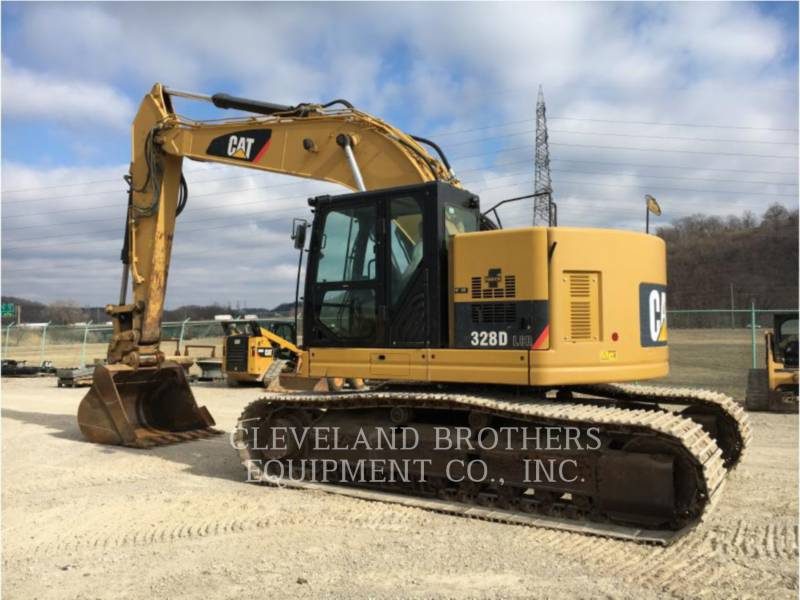 CATERPILLAR PELLES SUR CHAINES 328DLCR equipment  photo 3