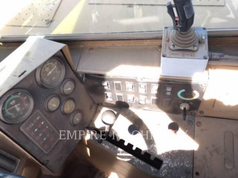 CATERPILLAR MOTOESCREPAS 613C equipment  photo 7