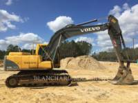 Equipment photo VOLVO EC160B LC TRACK EXCAVATORS 1