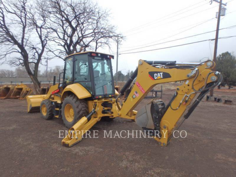 CATERPILLAR RETROEXCAVADORAS CARGADORAS 420F2 4EC equipment  photo 3