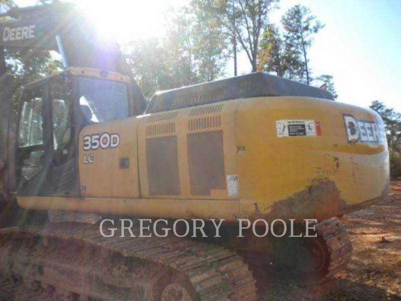 JOHN DEERE TRACK EXCAVATORS 350D LC equipment  photo 8