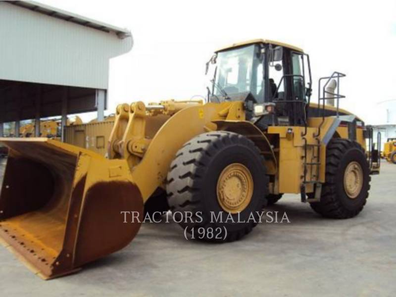 Caterpillar ÎNCĂRCĂTOARE PE ROŢI/PORTSCULE INTEGRATE 980G equipment  photo 1
