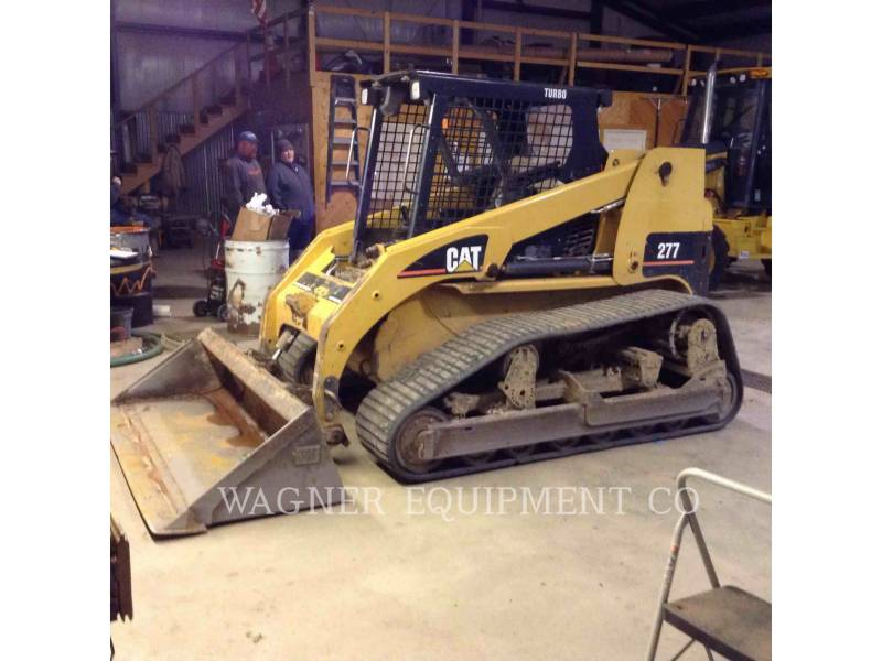 CATERPILLAR CHARGEURS COMPACTS RIGIDES 277 equipment  photo 1