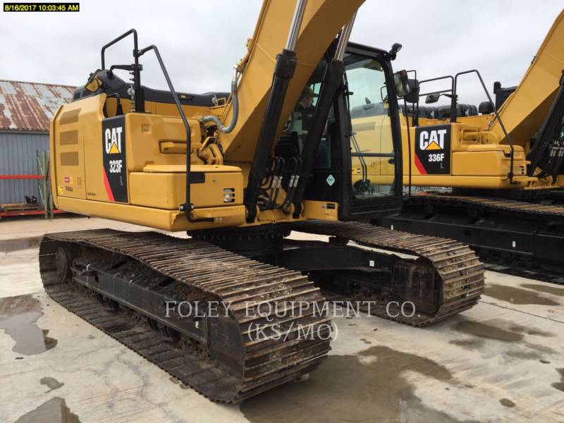 CATERPILLAR TRACK EXCAVATORS 323FL9 equipment  photo 2