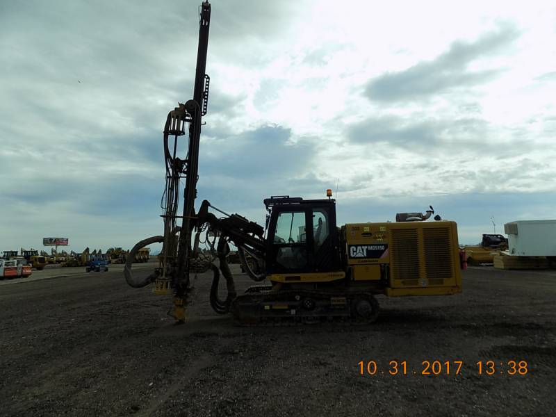 CATERPILLAR HYDRAULIC TRACK DRILLS MD5150C equipment  photo 2