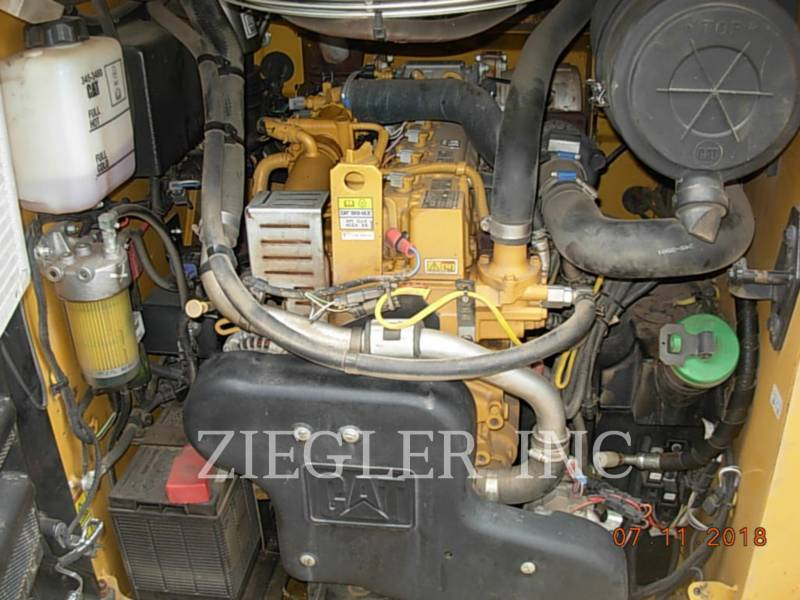CATERPILLAR DELTALADER 277D equipment  photo 7