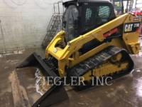 CATERPILLAR CARGADORES MULTITERRENO 279DS equipment  photo 1