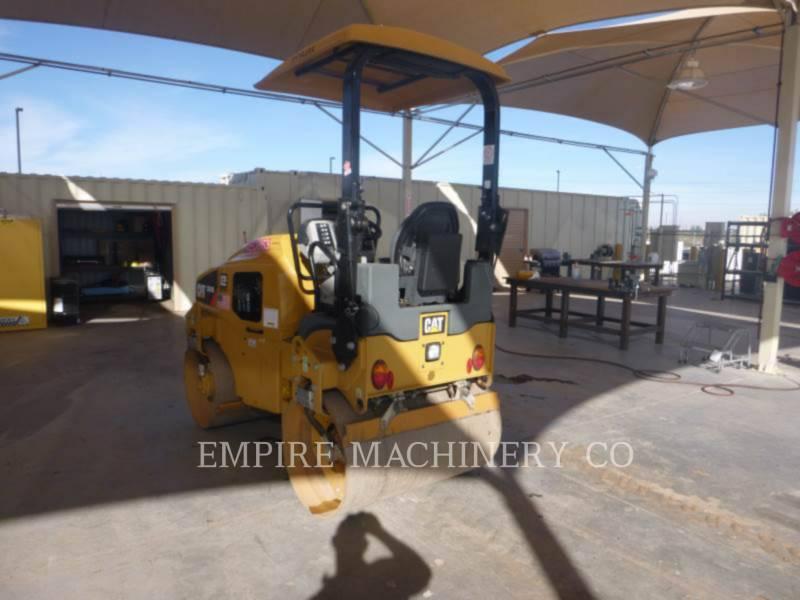 CATERPILLAR TAMBOR DOBLE VIBRATORIO ASFALTO CB24B equipment  photo 3