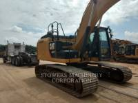 CATERPILLAR トラック油圧ショベル 324EL equipment  photo 2