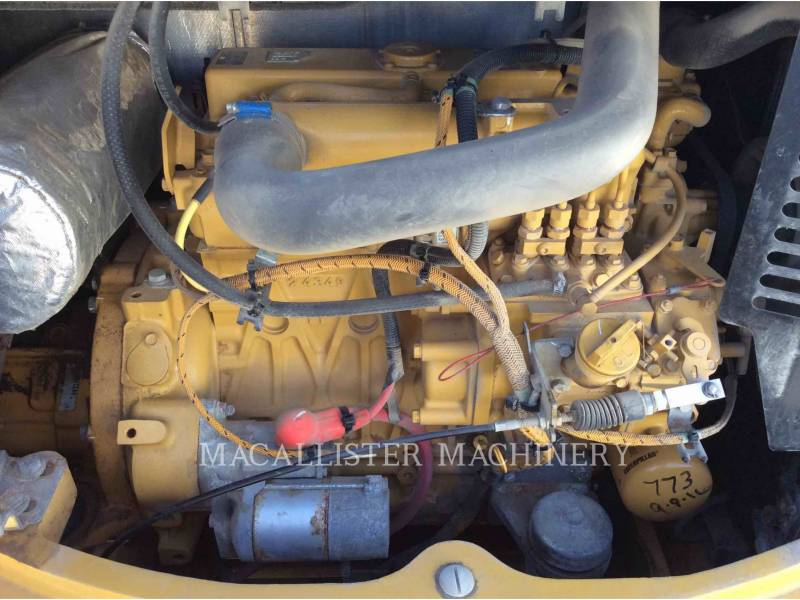 CATERPILLAR KETTEN-HYDRAULIKBAGGER 304ECR equipment  photo 7