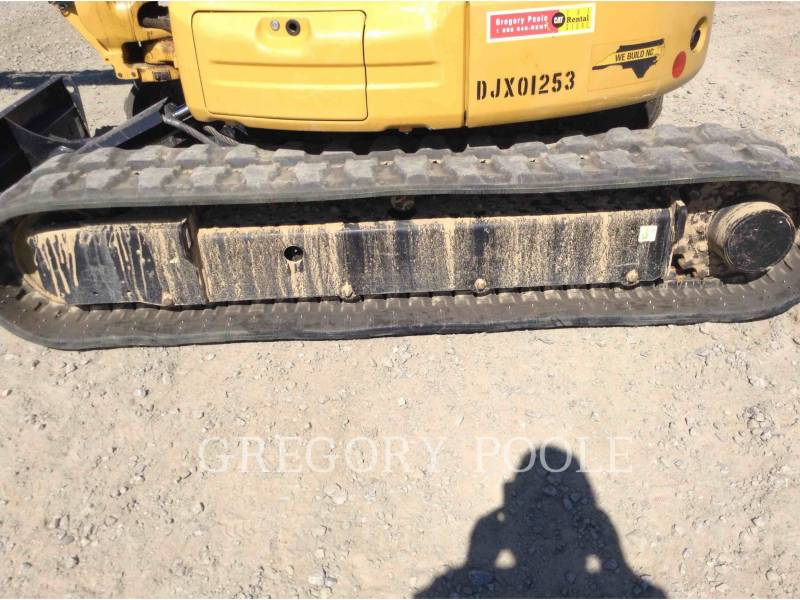 CATERPILLAR TRACK EXCAVATORS 305E2 CR equipment  photo 21