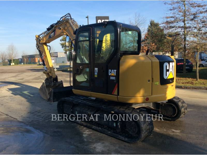 Caterpillar EXCAVATOARE PE ŞENILE 308E2 CR equipment  photo 2