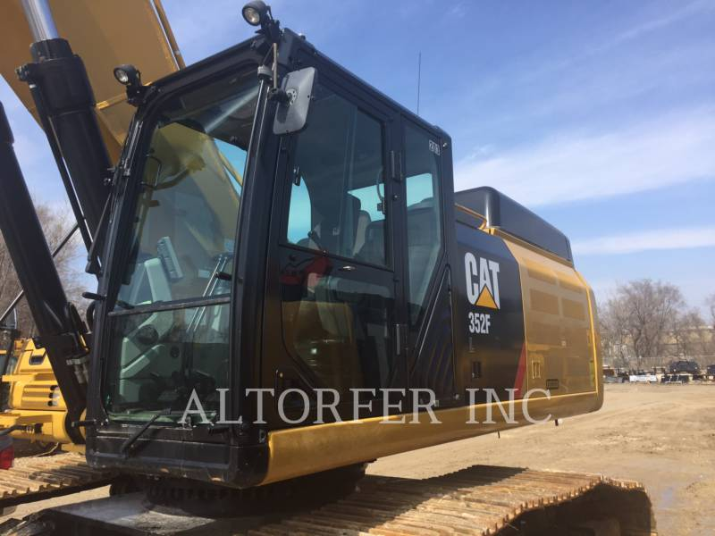 CATERPILLAR EXCAVADORAS DE CADENAS 352FVG equipment  photo 5