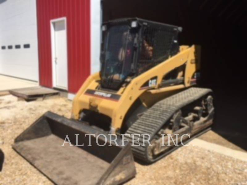 CATERPILLAR DELTALADER 277B equipment  photo 1