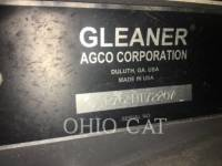 AGCO-GLEANER COMBINADOS R75 equipment  photo 24