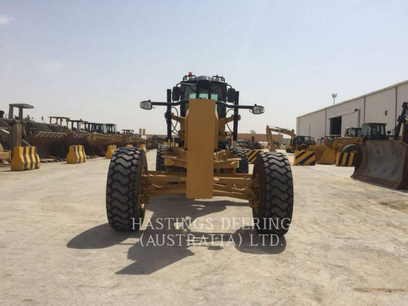 CATERPILLAR MOTONIVELADORAS 14M equipment  photo 2