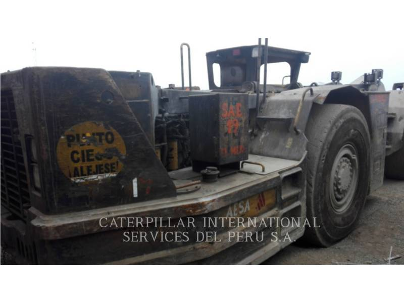 CATERPILLAR CHARGEUSE POUR MINES SOUTERRAINES R1600G equipment  photo 5