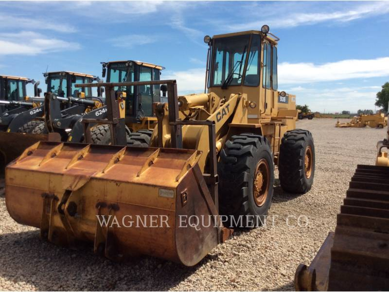 CATERPILLAR CARGADORES DE RUEDAS 936 equipment  photo 1