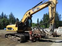 Caterpillar SILVICULTURĂ – PROCESOR 324DFMGF equipment  photo 2