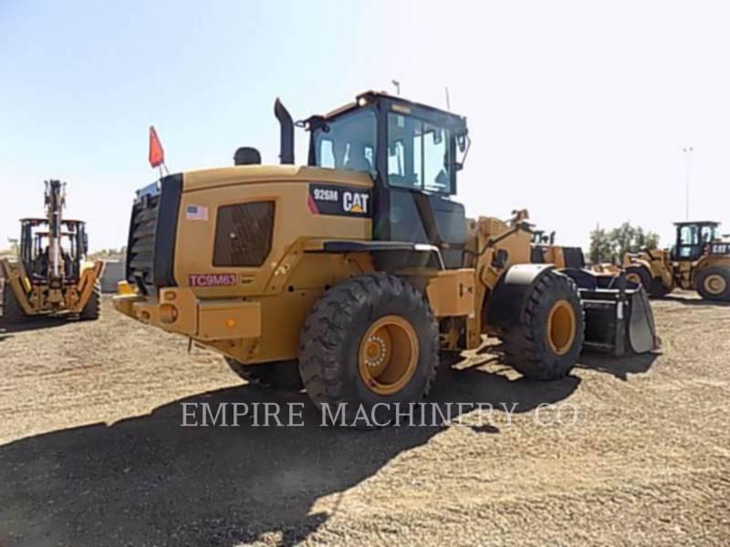 CATERPILLAR RADLADER/INDUSTRIE-RADLADER 926M FC equipment  photo 2
