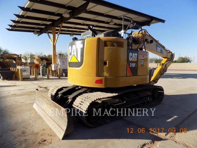 CATERPILLAR PELLES SUR CHAINES 315FLCR equipment  photo 2