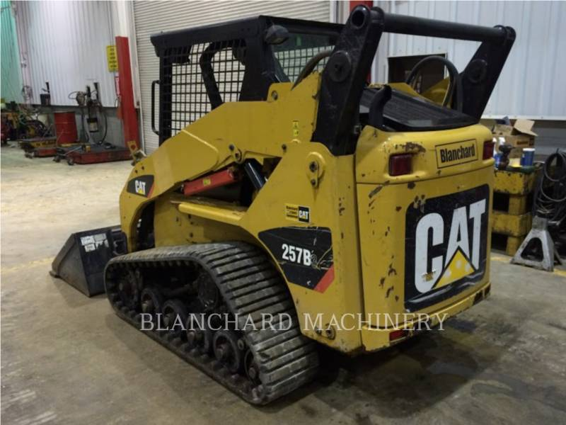 CATERPILLAR MULTI TERRAIN LOADERS 257B3 equipment  photo 5
