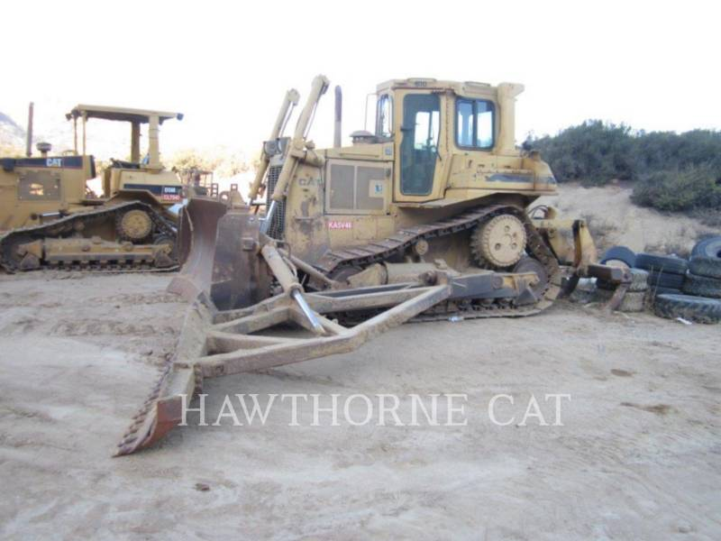 CATERPILLAR KETTENDOZER D6H equipment  photo 4
